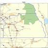 Tulare County, CA | California Maps - Map of California ...