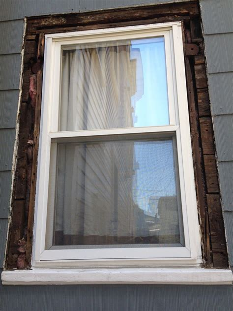 What Wood To Use For Window Sill by How To Replace Exterior Window Trim House To Do Diy