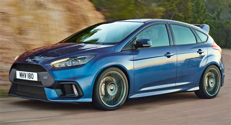 Ford Focus Drift by Ford Says Focus Rs Drift Mode Was Discovered By Chance