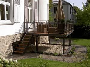 Stahlkonstruktion Terrasse Kosten : terrasse aus stahl terrasse aus stahl dprmodels es geht ~ Lizthompson.info Haus und Dekorationen