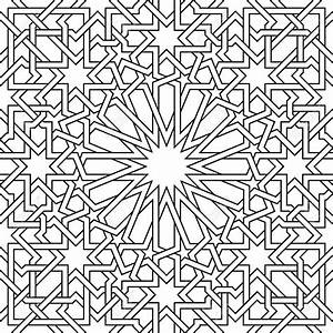 Moroccan, Pattern, It, S, A, Vector, Used, In, Architectural