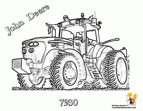 Buy Coloring Pages Of Traktor Fent Print Posters On Wallpart