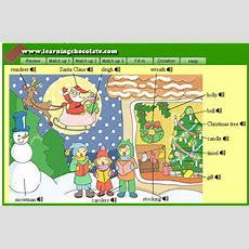 English Rocket Let's Learn Some Christmas Vocabulary