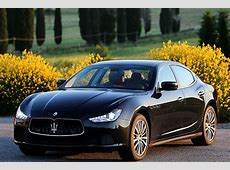 2015 Maserati Ghibli Review