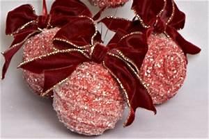 Christbaumkugeln Selber Gestalten : basteln f r weihnachten bastelidee weihnachtsdeko und weihnachtsschmuck weihnachtskugeln ~ Frokenaadalensverden.com Haus und Dekorationen