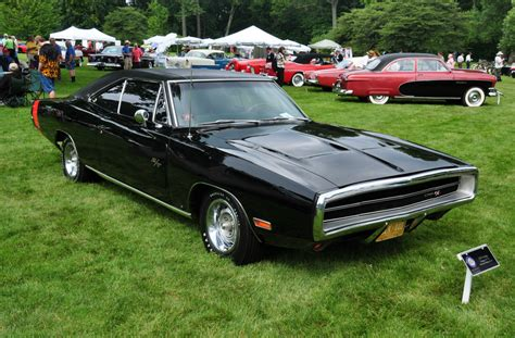 The Dodge Scat Pack Story: 1970 Charger R/T SE   The