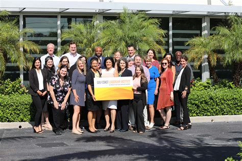 twenty  graduate  gulf coast leadership institute