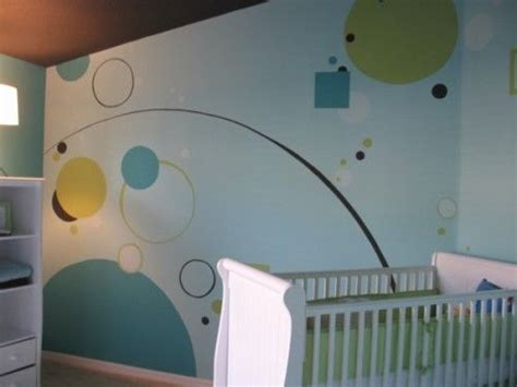 fresque murale chambre b chambre bebe garcon bébé deco and en