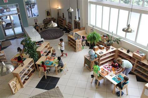 montessori classroom layout homeschool room design