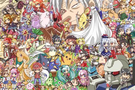 Anime Chibi Live Wallpaper - chibi anime wallpaper wallpaperpool
