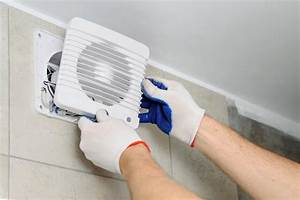 Vmc Salle De Bain : salle de bain la ventilation m canique ooreka ~ Melissatoandfro.com Idées de Décoration
