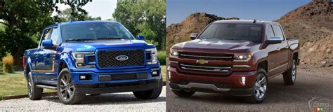 Ford F 150 vs Chevrolet Silverado: the war continues   Car