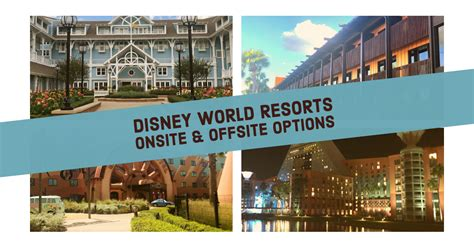disney world resorts wdw prep school