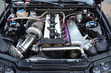 BMW E46 Wagon with a 795 hp 1.5JZ Inline-Six – Engine Swap ...