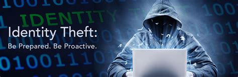 identity theft  prepared  proactive unleashed