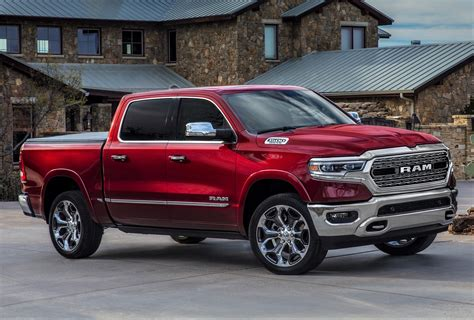 RAM 2019 : Ram Unveils Redesigned 2019 1500 Trucks With New Look