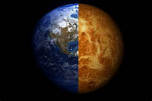 Venus, Not Earth, May Have Been Our Solar System's Best ...