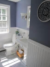 simple beautiful home half bath redo