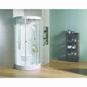 Cabine De Douche Hydromassante : cabine de douche hydromassante receveur circulaire ou ~ Dailycaller-alerts.com Idées de Décoration