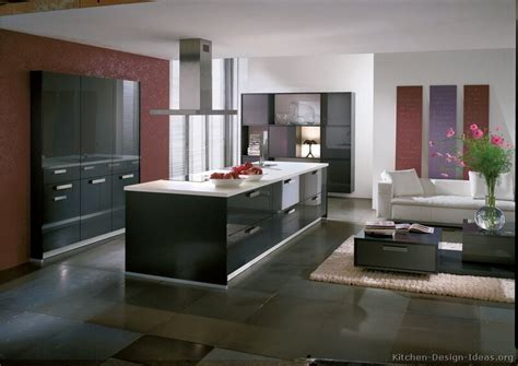 grey kitchens ideas pictures of kitchens modern gray kitchen cabinets