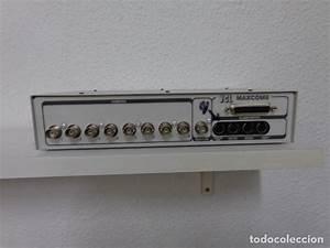 Antiguo Vintage Ademco Honeywell Maxcom Vcl Con