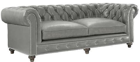 grey leather chesterfield sofa gray leather chesterfield sofa sofa view gray leather