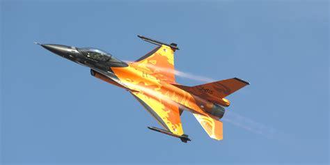 General Dynamics F-16 Fighting Falcon Operators