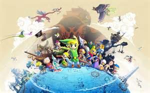 Legend of Zelda Wind Waker Link