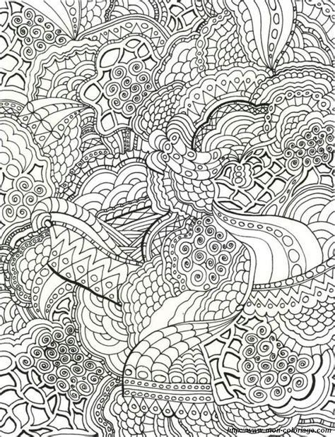 Disegni difficilissimi da colorare e stampare. Coloriage de Mandala, dessin Il faut colorier de nombreux motifs à colorier