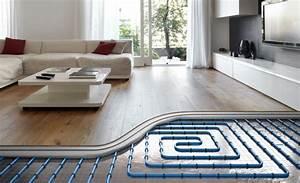 Chauffage Au Sol : chauffage au sol un plancher chauffant offre un nouveau ~ Premium-room.com Idées de Décoration
