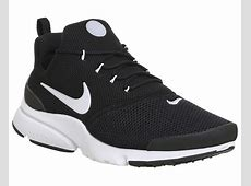 Nike Presto Fly Black White His trainers