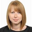 Uliana Akhmetzyanova | Master of Science | UniCRE ...
