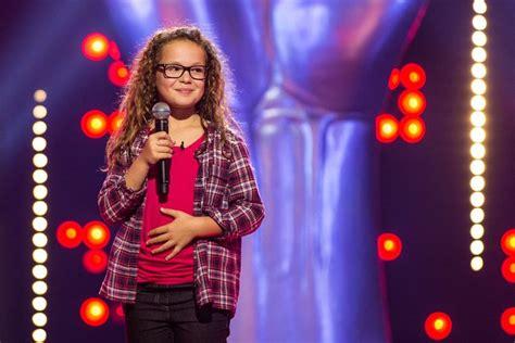 5 989 449 просмотров 5,9 млн просмотров. Emma (9) toont haar zangkunsten vanavond in The Voice Kids   Heers   Regio   HLN