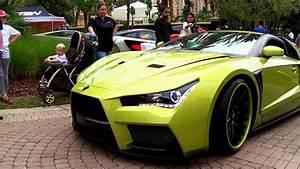 Supercar Concept Vaydor