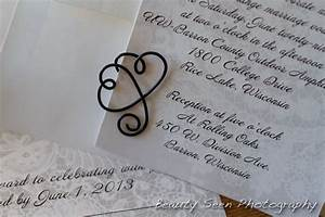 wedding invitation paper clips wedding paper clips With paper fasteners wedding invitations