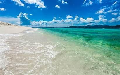 Beach Virgin Islands Nature Landscape Desktop Backgrounds