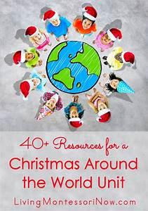 Christmas Around The World : 40 free resources for a christmas around the world unit giveaway of little passports 1 year ~ Buech-reservation.com Haus und Dekorationen