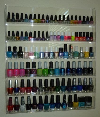 nail display rack 25 best images about nail wall rack on