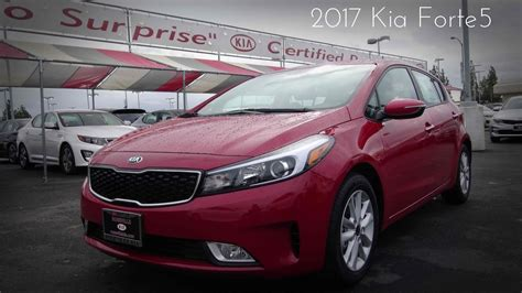 2017 Kia Forte Lx Review by 2017 Kia Forte Lx 2 0 L 4 Cylinder Review