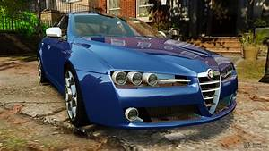 Alfa Romeo V6 : alfa romeo 159 ti v6 jts for gta 4 ~ Medecine-chirurgie-esthetiques.com Avis de Voitures