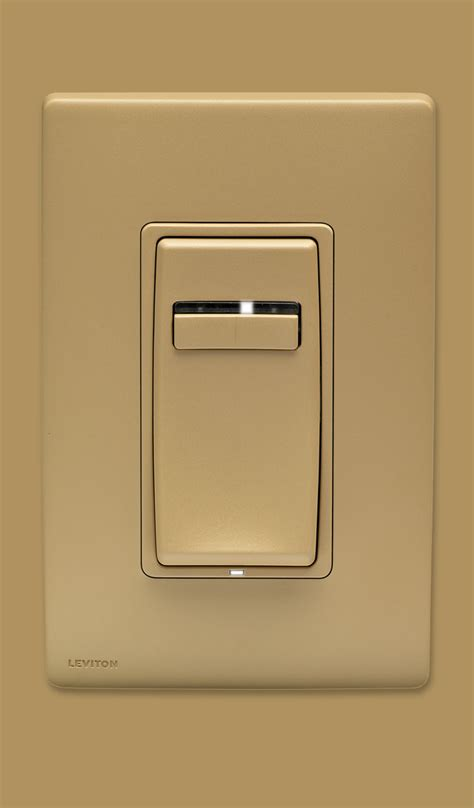 leviton renu colorful switches dimmers outlets and
