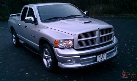 2003 Dodge Ram 1500 Thunderoad Sport 57l Quad Cab With