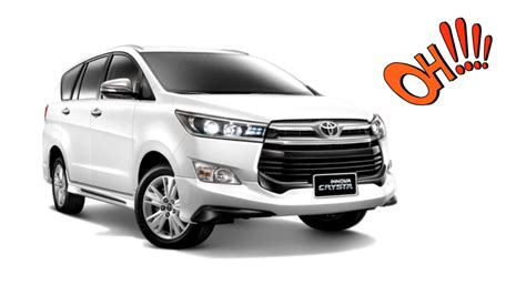 exclusive  toyota innova crysta   features