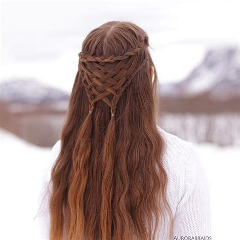 magnificent braids  mia linda norway  haircut web