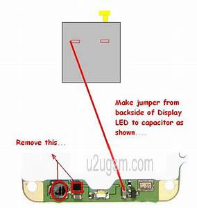 Nokia 1110 Light Problem Jumpers Solutions Ways White