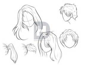 Drawing How Draw Hair