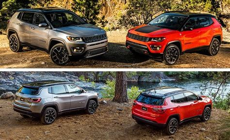 jeep compass trailhawk 2017 colors 2017 jeep compass official photos and info news car