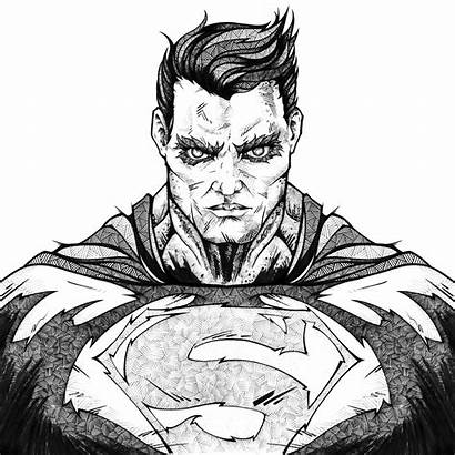 Dc Comics Superheroes Superman Behance Project