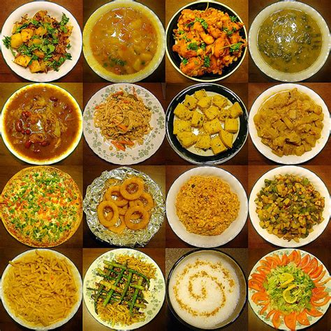 a food map of india for gluten free and other special