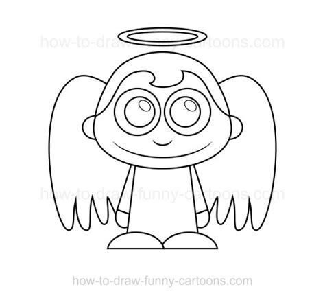 draw  angel